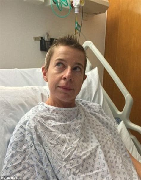 younger hair after brain surgery katie hopkins admits she finally felt vulnerable after