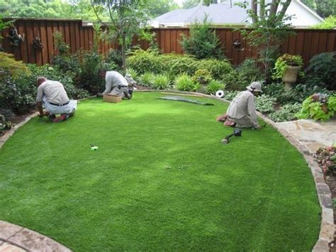 backyard fake grass 2016 leisure synthetic turf landscaping turf grass