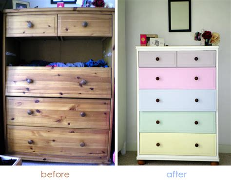 multi colored drawer dresser multi colored dresser live colorful