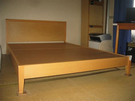 Cheap Kingsize Bed Frames King Size Bed And Mattress Sayonara Sale Tokyo Japan