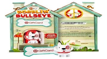 Gift Card Bot - hurry bobby bot target gift card with toy as low as 5 00