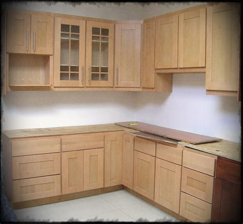 Simple Kitchen Cabinet Designs Kitchen Open Shelving Kitchens Banana White Mattress Simple Plain Wooden Counter Modern