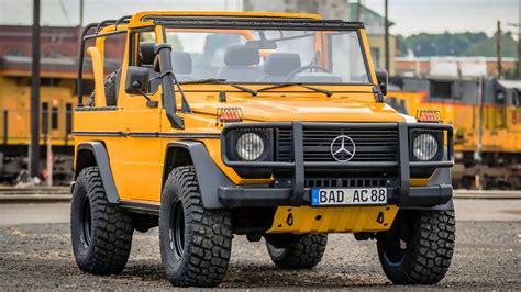 G Wagen by Real G Class Ex Restored 1990 G Wagen 250gd