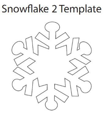 snowflake pattern writing paper snowflake ornament tutorial google images ornament