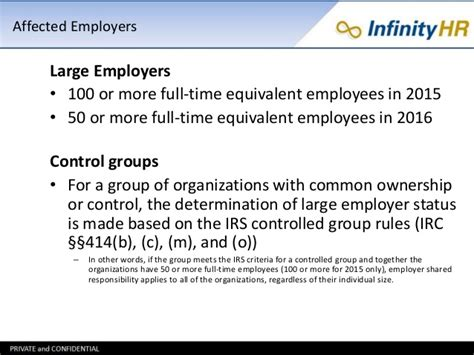 irc section 414 m aca employer reporting requirements