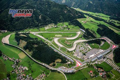 Motorrad Gp Spielberg Karten by Motogp Heads To Austria Bull Ring Spielberg