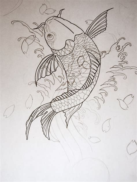 sketchbook koi koi fish sketches 25 trending koi fish drawing ideas on