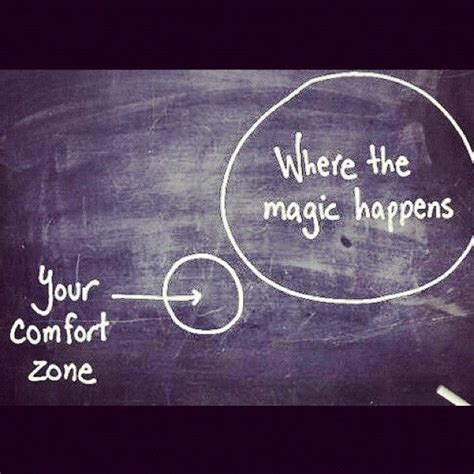 comfort zone address comment sortir de sa zone de confort sans perdre son