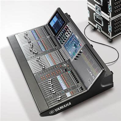 Mixer Yamaha Cl Series mixers professional audio products yamaha uk and