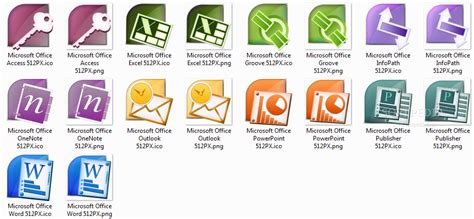 What Is Ms Office Suite Microsoft Office Icon Suite