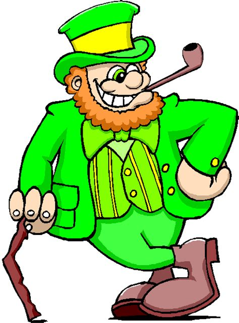 Leprechaun Clipart Free leprechauns clipart 1 graphics silly leprechaun clipart for s day page 1
