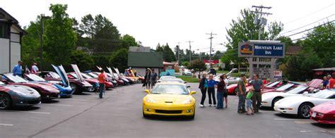 fox valley corvette club quot 4th annual cruisin around the mountains corvette show quot