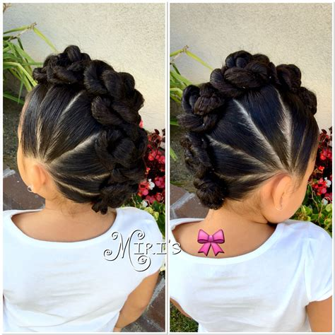 little black girl easter hairstyles mohawk with twists hair style for little girls hair tips