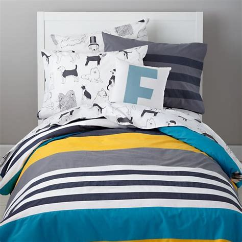 boys striped bedding boys bedding striped boys bedding the land of nod