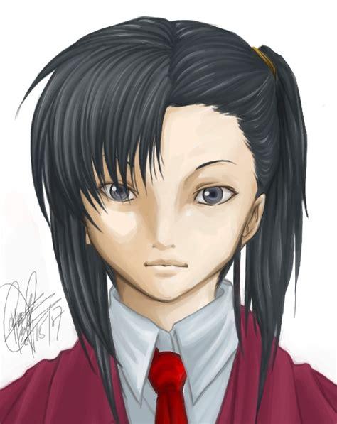 anime semi setsuna in anime semi realism by ryuuen on deviantart