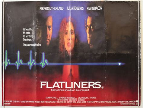 flatliners full film flatliners original cinema movie poster from pastposters