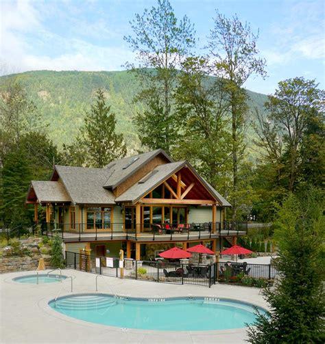 Cabins Harrison Springs by Springs Rv Resort Harrison Springs Columbia