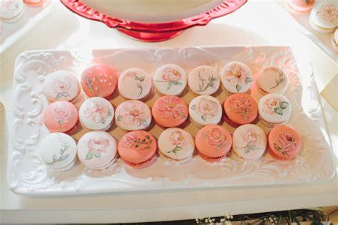 Macaron Baby Shower Favor by Whimsical Secret Garden Inspired Bridal Shower Bridal