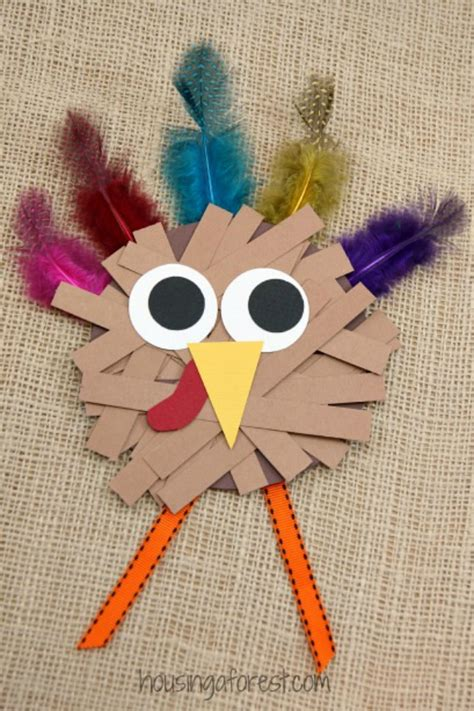 best paper crafts the 11 best turkey crafts for
