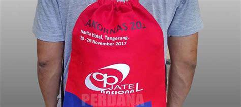 Ransel Sablon Tas Murah jual tas kanvas murah sablon printing dan bordir custom tas promosi seminar