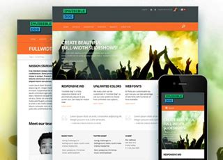 bindtuning online theme customization invisibledog