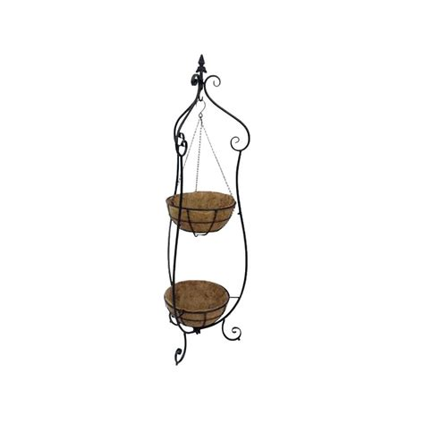 Hanging Planters Home Depot by Hanging Basket Planter Stands Planter Accessories
