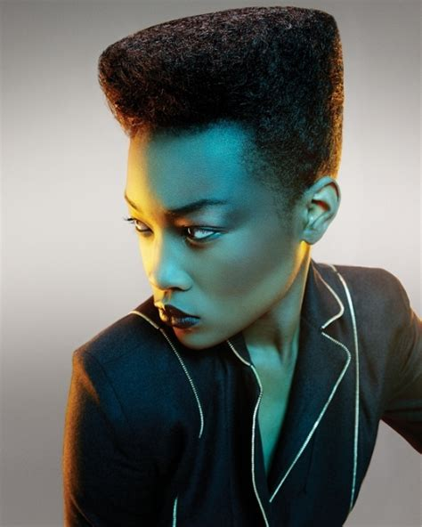Afro Cut For Women | 35 cool short hair styles for black women creativefan