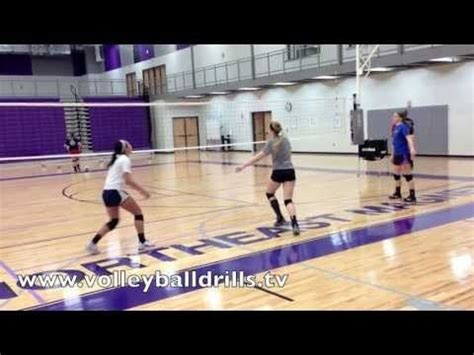 volleyball setting drills for advanced players pinterest the world s catalog of ideas