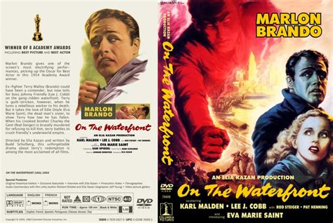 on the waterfront custom dvd custom covers 2168on the waterfront custom dvd covers