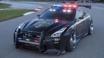 Cars Faster Than Nissan Gtr It S Copzilla The Nissan Gt R Car Top Gear