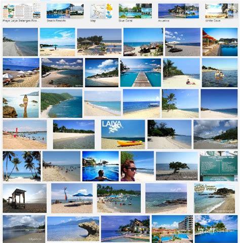 map of resort in laiya batangas batangas laiya resort list rent travel accommodation