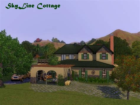 Skyline Cottages by Fellasimsette S Skyline Cottage