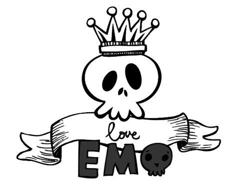 imagenes emo para colorear dibujos para colorear manga ecro cristianos tattoo