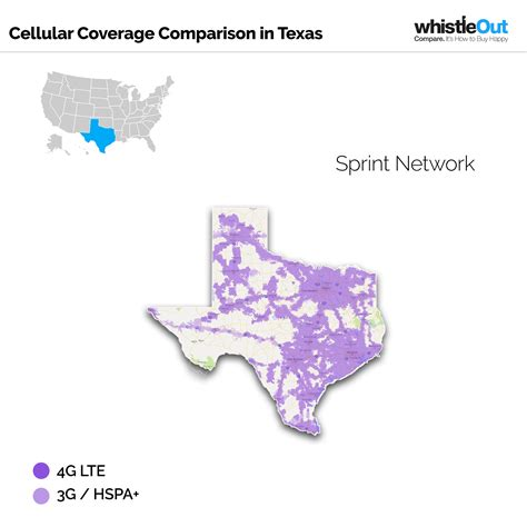 cell phone coverage map usa best cell phone coverage in whistleout
