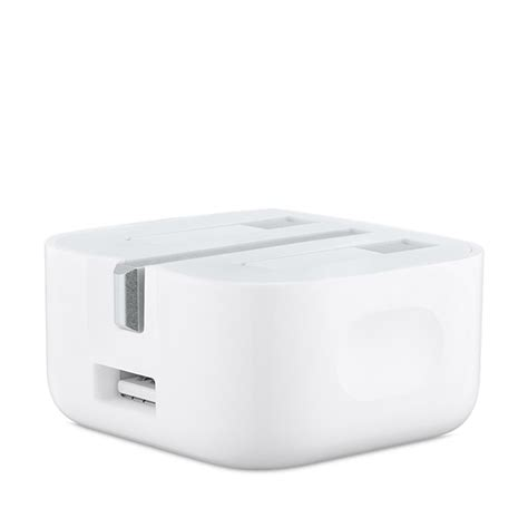 Apple 5w Usb Power Adapter official apple 5w power adapter with folding pins mgrl2b a