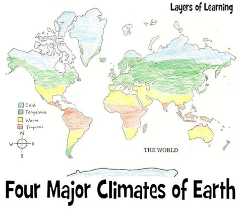 climate map worksheet education 25 best ideas about weather and climate on