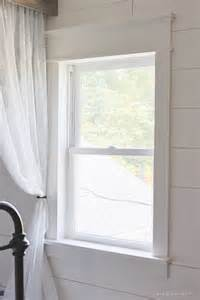 Window Trim Farmhouse Window Trim Grows