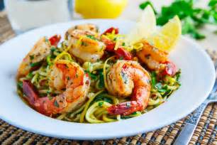 olive garden zoodles shrimp sci with zucchini noodles recipe on closet cooking