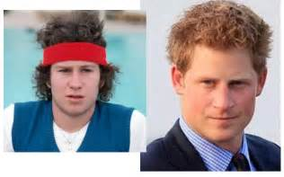Advice forum could john mcenroe be prince harry s real father 1 1