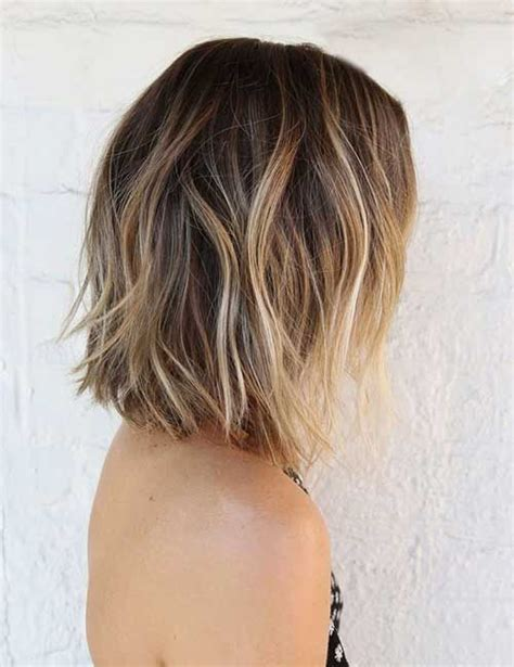 hairstyles and color for medium hair 2015 un balayage mais qu est ce le cahier