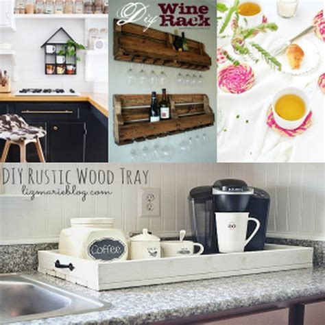 25 of the diy kitchen decorating ideas diy home decor