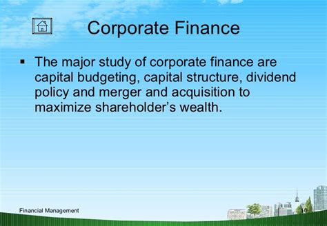 Mba Finance Sas by Modern Finance Theory Ppt Mba