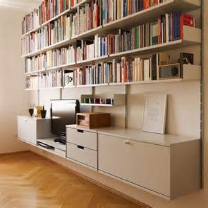 Living Room Storage Shelving Vitsoe Shelving System For The Home Pinterest