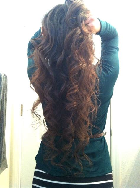 how to curl hair with a spiral ball wand to make your hair grow longer mix 2 egg yolks with 2