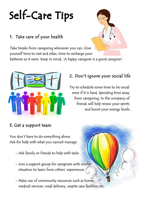 Care Tips 3 by Self Care For Caregivers Caregiver And Find