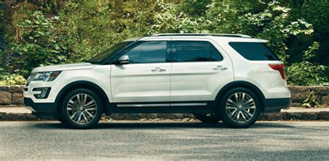 used ford suvs with 3rd row seating top 6 best 3rd row seating suvs 2017 ranking suvs with