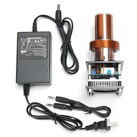 Musical Tesla Coil For Sale Tesla Coil Wireless Transmission For Magic Prop