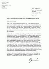 Lettre De Motivation Pour Visa Schengen Mod 232 Les De Lettres De Motivation