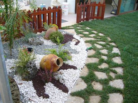 ghiaia per giardini oltre 1000 idee su giardino di ghiaia su