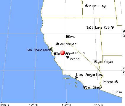 atwater california ca 95301 95388 profile population